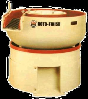 Roto Finish Spiratron Vibratory Deburr